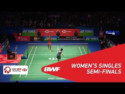 WS | PUSARLA V. Sindhu (IND) [4] vs Akane YAMAGUCHI (JPN) [2] | BWF 2018 (видео)