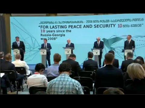 10 χρόνια από τον πόλεμο Ρωσίας – Γεωργίας στη Νότια Οσσετία…