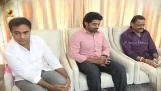 Video Actors Nandamuri Harikrishna and Kalyan Ram meet TRS Chief KCR MP3, 3GP, MP4, WEBM, AVI, FLV Maret 2019