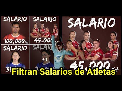 Filtran salarios de Atletas! Esto es lo que cobra pato araujo por participar en Exatlón México