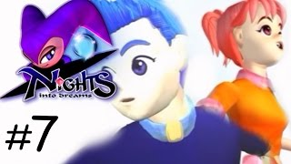 Nights: Nights Into Dreams HD | Twin Seeds | Walkthrough Part 7 ALL ENDINGS No Commentary