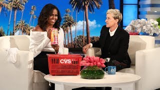 Video Michelle Obama Talks with Birthday Girl Ellen About Post-White House Life MP3, 3GP, MP4, WEBM, AVI, FLV Maret 2018