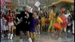Xuxa E Trem Da Alegria Cantando