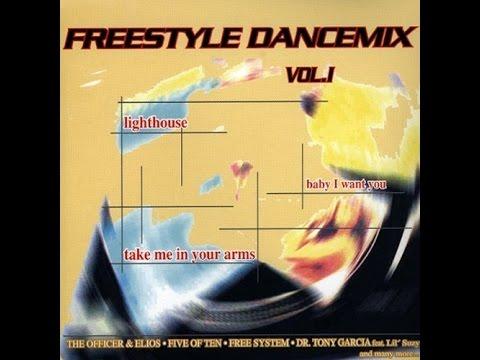 Freestyle DanceMix Vol. 1 - (2001)