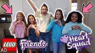 Video MY HUGE SECRET REVEALED! - LEGO Friends Heart Squad! MP3, 3GP, MP4, WEBM, AVI, FLV September 2018