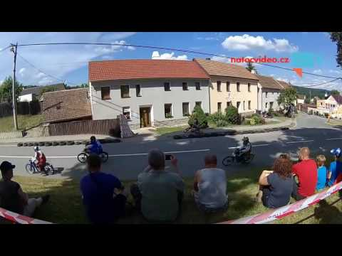 Moped Rallye Rychtářov 2016 - závod originálů