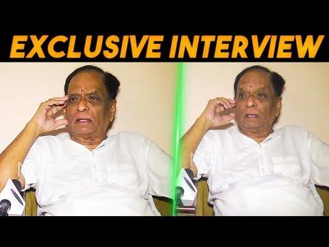 Padma Vibhushan  Vocalist Dr. M. Balamuralikrishna Interview