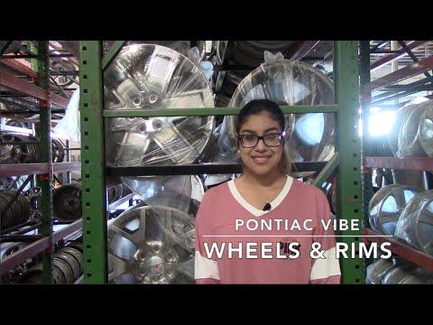 Factory Original Pontiac Vibe Wheels & Pontiac Vibe Rims – OriginalWheels.com
