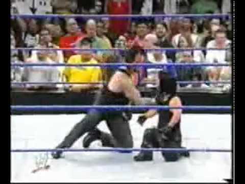 Video WWE-The Undertaker meets Mini Undertaker download in MP3, 3GP, MP4, WEBM, AVI, FLV January 2017