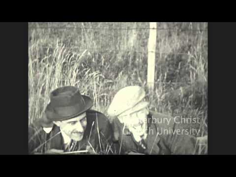 Screening of newly discovered amateur films of Canterbury