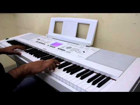 Video Ye Raat Bheegi Bheegi - Piano Cover download in MP3, 3GP, MP4, WEBM, AVI, FLV January 2017
