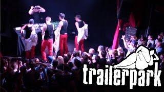 image of Trailerpark Crackstreet Boys Tour 2012 - Tourblog - Frankfurt & München