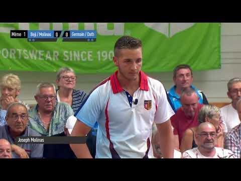 Championnat de France Doublette mixte 2018