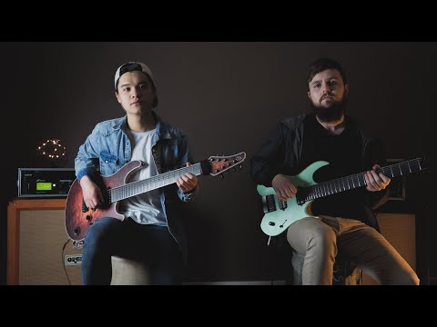 Polaris - VOICELESS [Guitar Playthrough]