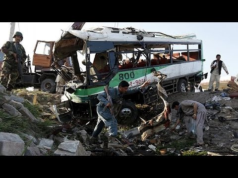 Αφγανιστάν: Βομβιστικές επιθέσεις με δεκάδες νεκρούς και τραυματίες