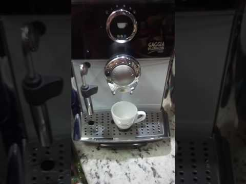Gaggia Platinum Vogue