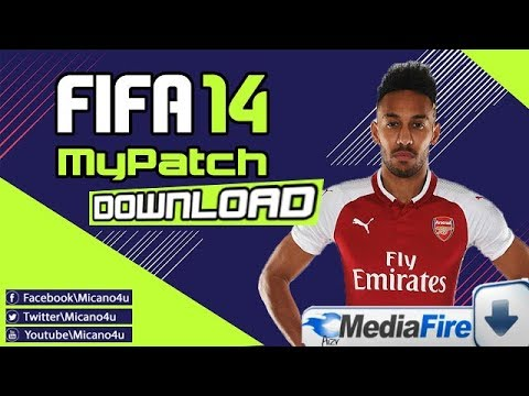 FIFA 14 • MyPatch 2018 • Download&Install • PC/HD