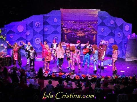 """Murga """"El show de Abraham"""" Carnaval de Isla Cristina 2019"""