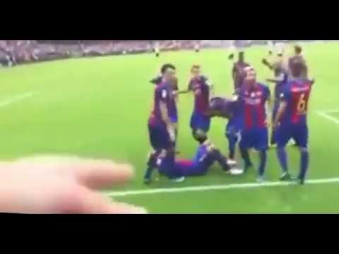 FC Barcelona vs Valencia 3-2 - All Goals & Highlights - La Liga 22/10/2016