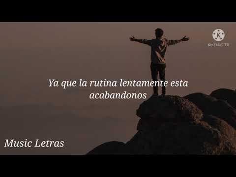 Mike Bahía - La Rutina - (Letra) HD