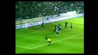 Raúls Treffer für Real Madrid