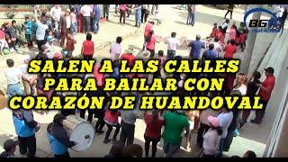 BANDA ORQ. CORAZON DE HUANDOVAL