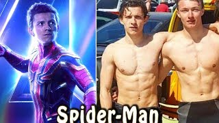 Video Tom Holland | Spider-Man ★ Workout | Diet And Body Transformation MP3, 3GP, MP4, WEBM, AVI, FLV Agustus 2017