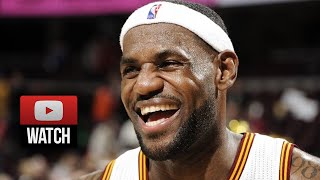 LeBron James Triple-Double Full Highlights vs Pelicans (2014.11.10) - 32 Pts, 12 Reb 10 Ast