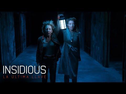 Insidious: La Última Llave - El otro lado es terrorífico?>