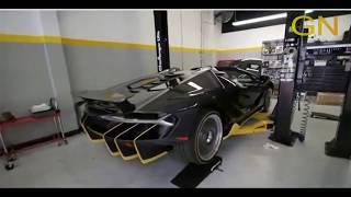 Lamborghini Centenario Roadster - $2.75 Million