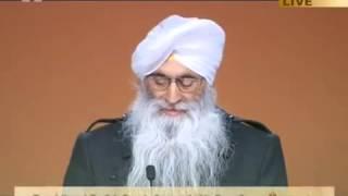 Awaazh Films -Sukdev Singh Bedi, At Ahmadiyya Jalsa UK