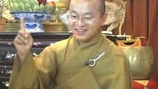 Tự do trong đạo Phật - Phần 2/2 - Thích Nhật Từ