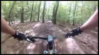 Broxbourne Woods MTB 24 05 13