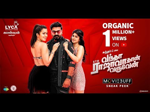 Vantha Rajavathaan Varuven - Movie Clip Latest Official