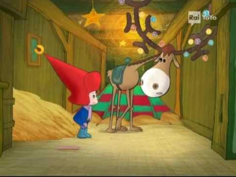 Nuovo episodio del cartone apprendista babbo Natale cartone completo in italiano sesto episodio