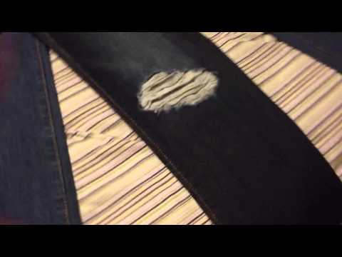 Abercrombie & Fitch Jean Review - The A&F Skinny