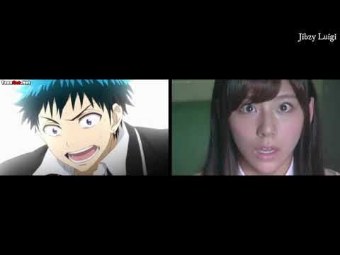Comparison: Yamada-kun and the Seven Witches (Anime and Drama)