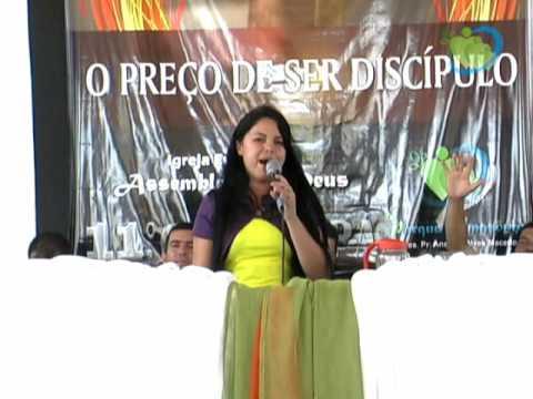 Cantora Antônia Gomes em Piracanjuba P-01