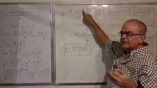 Algebra Intermedia - Lección 40 - B (resolviendo Ecuaciones De Tipo Cuadrático)