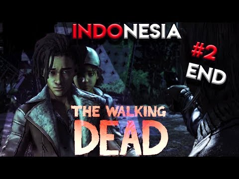 Ditolongin Wiz Khalifa - The Walking Dead: The Final Season Indonesia Episode 1 Part 2 (Ending)