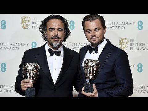 Ντι Κάπριο και Ιναρίτου οι μεγάλοι νικητές των βραβείων BAFTA