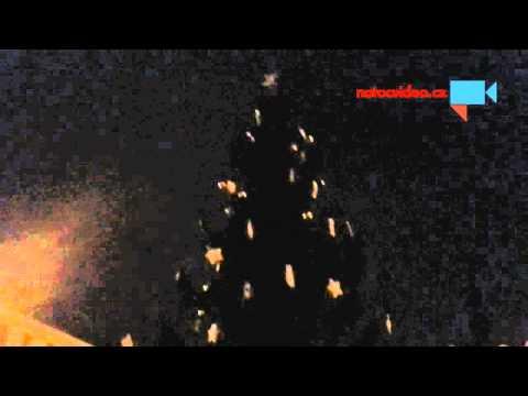 Liberecké rozsvícení stromku 2014