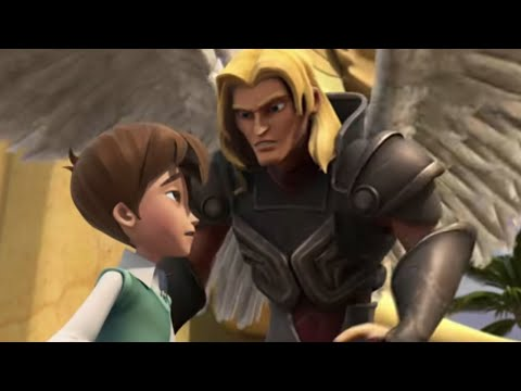 Superbook - Revelation: The Final Battle! - Season 1 Episode 13 - Full Episode (Official HD Version)