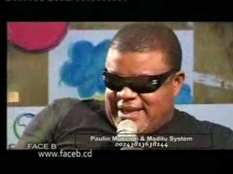 Paulin Mukendi dans: FACE B avec Madilu System