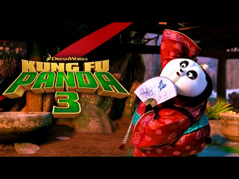 Kung Fu Panda 3 (Clip 'Mei Mei's Ribbon Dance')