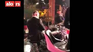 Dejan Matić svirao bubnjeve i oduševio javnost