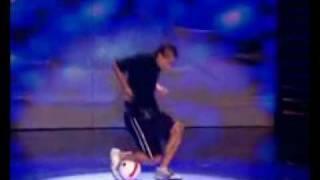 Jeremy Lynch - Semi Final - Britain's Got Talent 2008