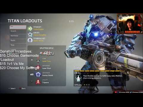 Titanfall 2: Ion | Vortex Shield Only Challenge (видео)