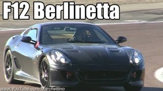 Ferrari 599 Replacement Test Car