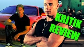 Nonton THE FAST AND THE FURIOUS Kritik Review Film Subtitle Indonesia Streaming Movie Download